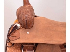 "New! 12"" Classic Kid Youth Ranch Saddle"