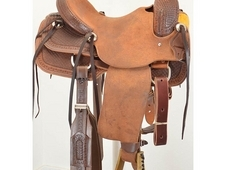 "New! 13"" Classic Kid Youth Roping Saddle"