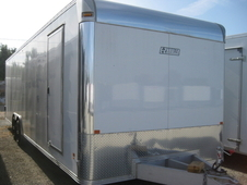 Mission EZ Hauler 8. 5X28 Enclosed Trailer