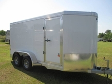CM Cargo Lite 16' Enclosed Trailer~
