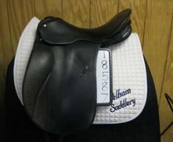 Passier GG Used Dressage Saddle 17.5
