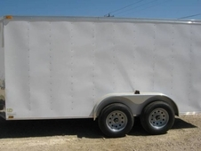12' Texan Cargo Trailer