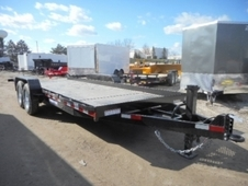 2016 SURE-TRAC ST81164ATE-B-120 EQUIPMENT TRAILER