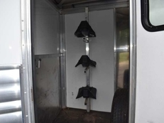 Used 2011 CM 3HBP 3 Horse Trailer with 2' Short Wall