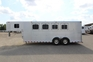 1995 Sooner 4HR GN Horse Trailer for sale