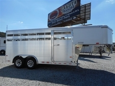 Sundowner Rancher 8' WIDE, 16' Stock GNK