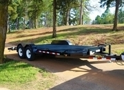 Big Tex 20' Pro Series Diamond Back Hauler