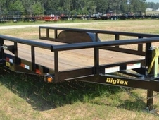 20ft Pro Series Pipe Utility Trailer