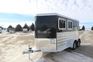 2018 Featherlite 9409 2HR w/2 D/R Horse Trailer for sale