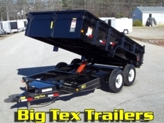 2017 Big Tex 7x14 Dump GA & TX