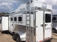 2018 Lakota Charger 3 Horse w/ 9' Living Quarters for sale