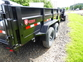 2019 Criterion Trailers DT714D7 7x14 Dump Trailer for sale in United States of America