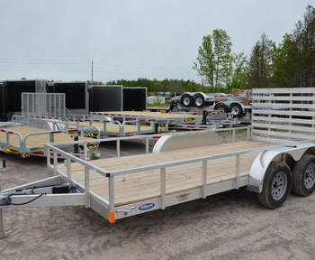 Utility Trailers For Sale Ontario >> New Used Utility Trailers For Sale In Ontario Canada