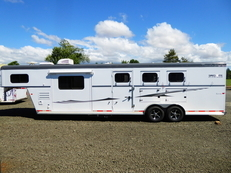 2015 Trails West Sierra 12x12 LQ w/ Side Tack