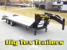 2017 Big Tex 22GN GOOSENECKS 25 to 40ft