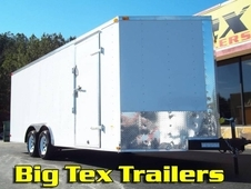 Better Quality 8. 5 wide Car Haulers 16ft to 32ft