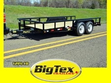 Big Tex PI Series, One of our most popular sellers, 16ft to 20ft