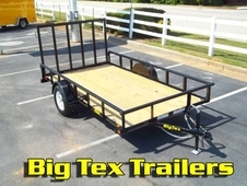 Top Quality BIG TEX Utility Trailers, 4-Locations in GA