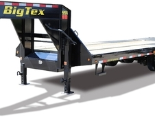 Big Tex 22GN 25' HD Tandem Dual Axle Gooseneck