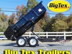 "7x12 Dump with 16"" Tires, Scissor Lift, Ramps, & More"