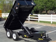 2017 Big Tex 5x10 Dump Trailer