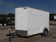 "Continental Cargo 5 x 10 Cargo w/ 6"" Additional Height"