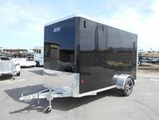 Mission EZ Hauler 6x12 Aluminum Enclosed Trailer