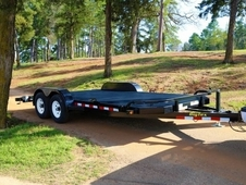 Big Tex 20' Pro Series Diamond Back Hauler~