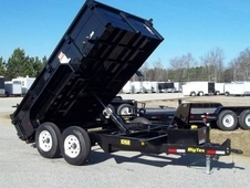 Big Tex Pro Series Dump Trailer 12' x 83""