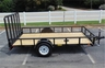 Big Tex 10ft x 6.5ft Single Axle Utility for sale in United States of America