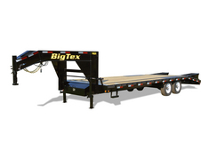 Big Tex 14GN 20' + 5' Single Wheel Tandem Axle Gooseneck