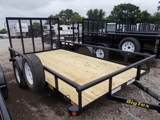 2017 BIG TEX 35SA-12 UTILITY TRAILER