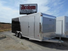 Mission EZ Hauler 8x20 Aluminum Enclosed Trailer