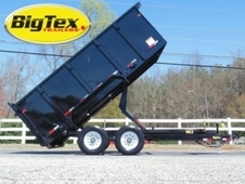 2017 Big Tex 7x14 Dump with 4ft Sides