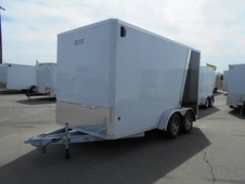Mission EZ Hauler 7x14 Aluminum Enclosed Trailer