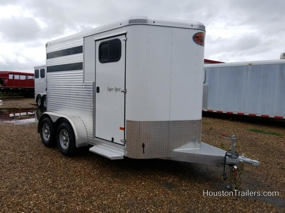 2019 Sundowner super sport 2 horse