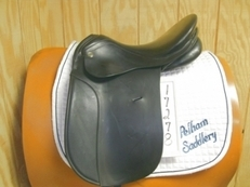 KN Symphonie Used Dressage Saddle 16.75