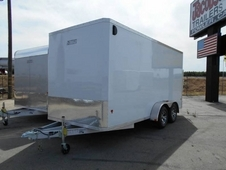Mission EZ Hauler 7x16 Alumunum Enclosed Trailer
