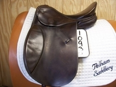 Kieffer Aachen Used Dressage Saddle 16