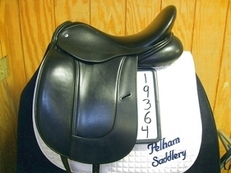 Equine Inspired Aires de Haute Used Dressage Saddle 18