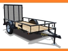 WINTER BLOWOUT! 12' Single Axle Utility WAS $1, 500