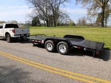Big Tex 18' Pro Series Diamond Back Hauler