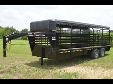 CM Brush Buster BT Livestock Trailer Starting at $6,999