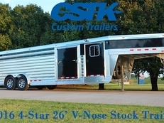 4-Star 26' Show Stock V-NOSE!