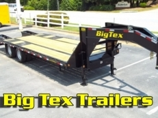 Big Tex 10-Ton Goosenecks 25ft to 40ft 22GN Series