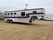 1997 FEATHERLITE 4 HORSE GN #6040
