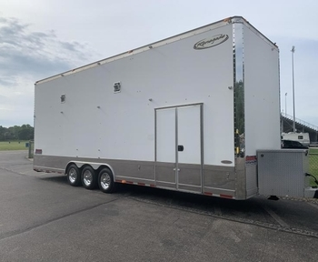 2008 Renegade 30' Stacker Trailer