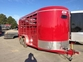 CM Stocker 16' Steel Livestock Trailer 6' Wide for sale in United States of America