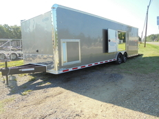 2018 Cargo Express 8.5x28 Race Trailer