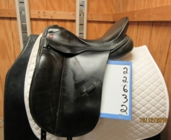 Albion SLK Used Dressage Saddle 17.5